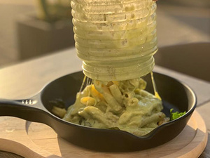 Drivu Shrimp Pasta