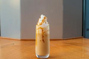 Drivu Iced Caramel Frappe