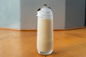 Drivu Coffee Milkshake