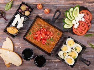 Drivu Qsa Breakfast Meal