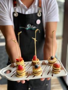 Drivu Mini Pancake Nutella