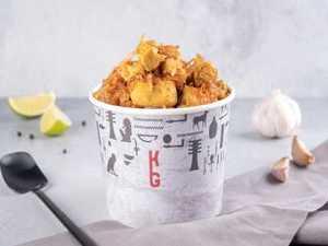 Drivu Chicken Curry Koshari