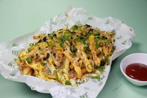 Drivu Crispy Messy Fries