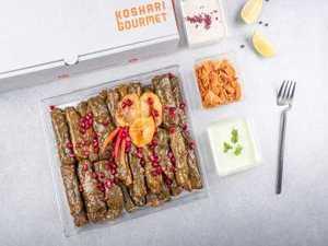 Drivu Vine Leaves Sharing Box
