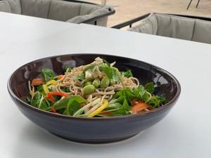 Drivu Soba Noodle Edamame & Tofu