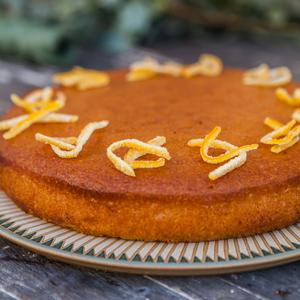 Drivu Tunisian Cake Slice
