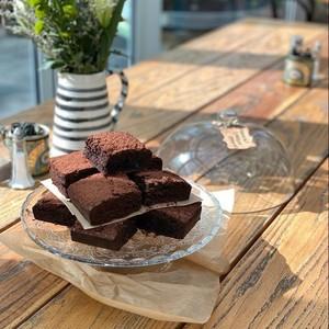 Drivu Chocolate Fudge Brownie Slice