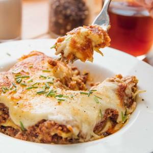 Drivu Homemade Lasagna