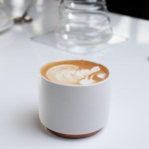 Drivu Hot Hazelnut Latte