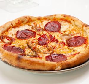 Drivu Sergeant Pepper Pizza