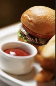Drivu Kumiko Cheese Burger