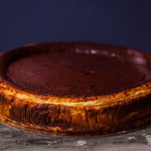 Drivu Burnt Cheesecake