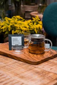 Drivu Organic English Breakfast Tea Regular