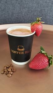 Drivu Strawberry Cappuccino