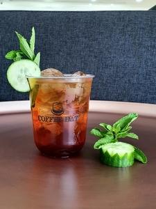 Drivu Cucumber & Mint Iced Tea
