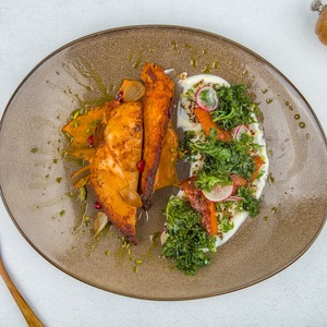 Drivu Tunisian Chicken