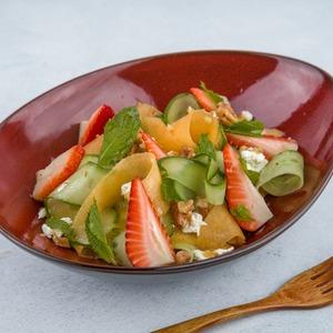 Drivu Cantaloupe Salad