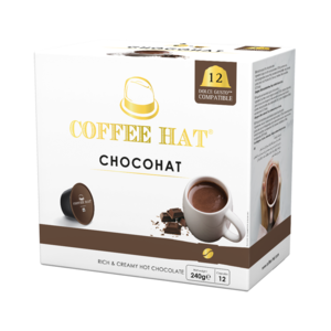 Drivu Chocohat - Dolce Gusto compatible