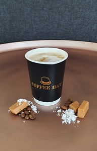 Drivu Salted Caramel Latte