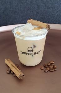 Drivu Cinnamon Ice Latte