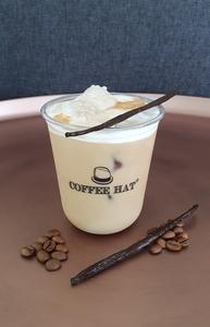 Drivu French Vanilla Ice Latte