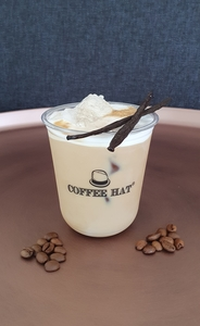 Drivu Vanilla Ice Latte