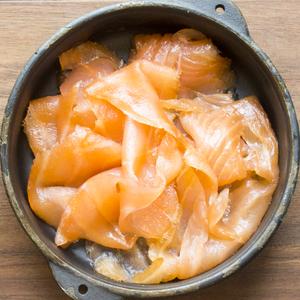 Drivu Oak Smoked Salmon