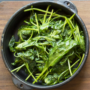 Drivu Sautéed Baby Spinach