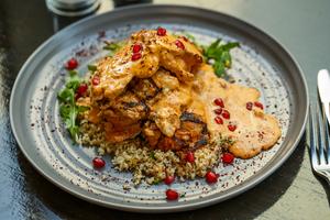 Drivu Chargrilled Harissa Chicken