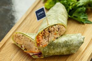 Drivu Tuna & Spinach Wrap