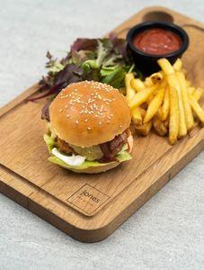 Drivu Kids Chicken Burger
