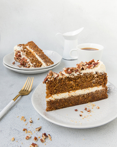 Drivu Jones Carrot Cake