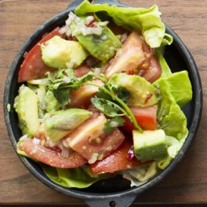 Drivu Avocado & Tomato Salad