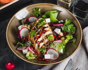 Drivu Skeek Salad