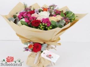 Drivu Mix Flowers Bouquet