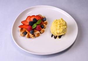 Drivu Mix Berries Waffles