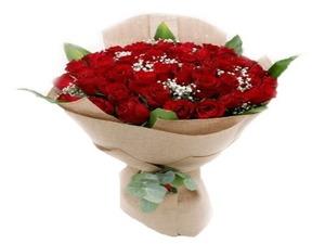 Drivu Red Rose loving Bouquet