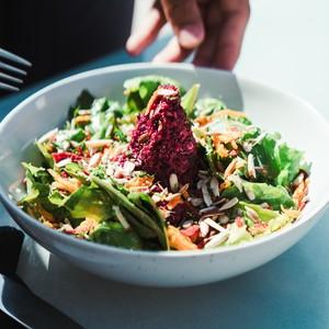 Drivu Balsamic Quinoa Salad