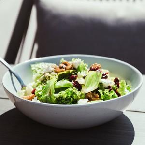 Drivu Walnut & Cranberry Salad