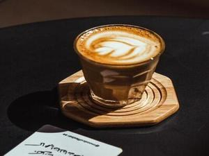 Drivu Flat White Coffee