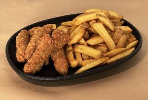 Drivu Chicken Fingers & Fries