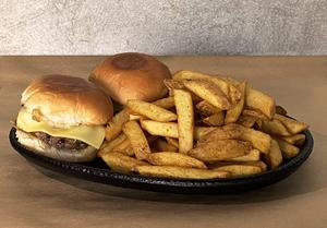 Drivu Cheesy Sliders & Fries