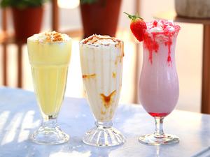 Drivu Strawberry Milkshake
