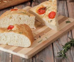 Drivu Rosemary Cherry Tomato Focaccia Bread