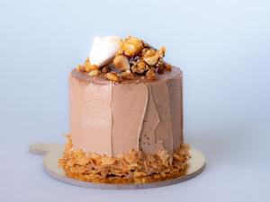 Drivu Nutella Cake