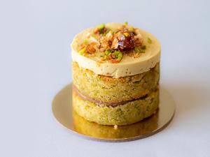 Drivu Pistachio Hazelnut Cake
