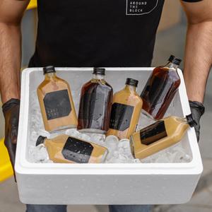 Drivu Kaffeine Pack 12 bottles 200ml