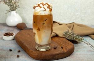 Drivu Salted Caramel Frappuccino