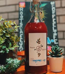 Drivu Iced Raspberry Tea Bottle (1 Liter)
