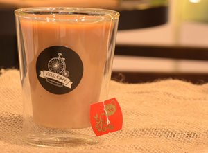 Drivu Tea with Milk